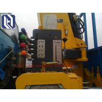 Quality 20 ton Manual HOWO Wrecker Tow Truck , Tow Truck Wrecker ST5381TQZCZ for sale