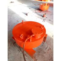 China Heavy Duty Industrial Lifting Magnets Chucks For Crane Long Service Life on sale
