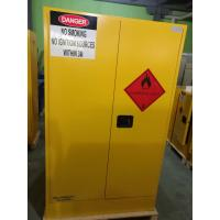 Quality ZOYET Flammable Liquid Safety Storage Cabinets Combo, Fireproof  Safety Storage Cabinets 250Litre for sale