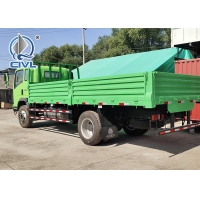 Quality Light  Cargo Truck Howo Cargo Truck 6ton Small Sinotruk Howo 4x2 Mini Diesel Light for sale