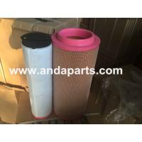 Quality GOOD QUALITY CATERPILLAR AIR FILTER 245-6375 245-6376 for sale