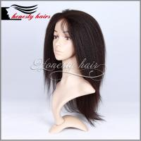 Quality Full lace wig,100% remy hair, Full lace/Front lace/Machined wig can be customized. for sale