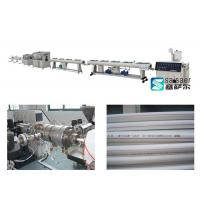 Quality PPR Pipe Plastic Extrusion Equipment Plastic Tubing Extrusion Machines for sale