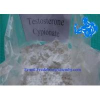 Quality Effective Anabolic Steroid Hormones Powder Testosterone Cypionate CAS 58-20-8 for sale