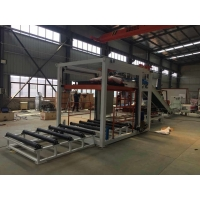 Quality High Speed Cement Bag Palletizing Machine 11KVA for sale