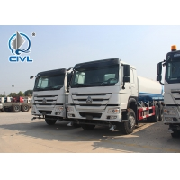 Quality Sinotruk  6*4 Water Tanker / Oil Tanker Truck with EURO III Emission for sale