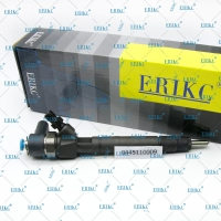 Quality ERIKC 0445110009 diesel injector parts 0 445 110 009 fuel injector 0445 110 009 direct fuel injection for Mercedes for sale