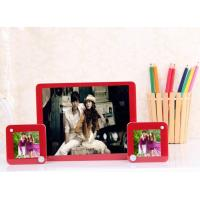 Quality Red acrylic 8x10 photo frame for sale
