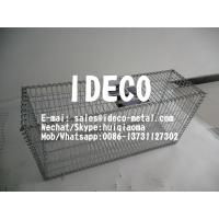 China SS304/SS316 Gabions Baskets Boxes, Gabion Mesh, Stainless Steel Welded Wire Mesh Cages, Gabion Retaining Walls on sale