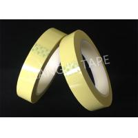 Quality PET film insulation light yellow tape for sale