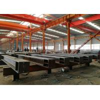 Quality OEM Welded Architectural Structural Steel Fabrication / Structural Steel Fabricators for sale