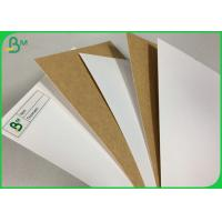 Buy cheap Moisture Proof 250g 325g Foodgrade Coated Kraft Paper For Pack Fast Food from wholesalers