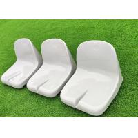 Buy cheap Steel Bucket Sports Stadium Seats Chair Polymer BS5852 FR Standards For Arenas from wholesalers