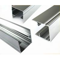 Quality Chemically Polished Aluminum Angle Extrusion For Windows And Doors ,  ISO9001 approved for sale