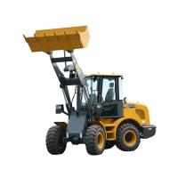 Quality 8Tons Front Mining Wheel Loader , Heavy Equipment Compact Track Loader,Front End Loader for sale