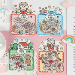 Cool Creative Set Fun  Sticker DIY Art and Crafts Kit for Chirldren Tumbler
