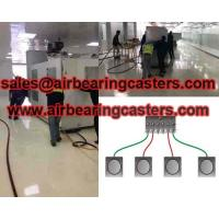 Buy cheap Air Bearing turntables provides clean, quiet and safe conditions for heavy duty handling systems. from wholesalers