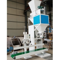 Quality 3KW 1000bags/Hour Grain Packing Machine With 3m belt Conveyor for sale