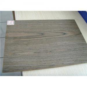 China Walnut veneered mdf on sale