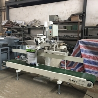 Quality 0.8Mpa 600bags/Hour Industrial Grain Bag Sewing Machine for sale