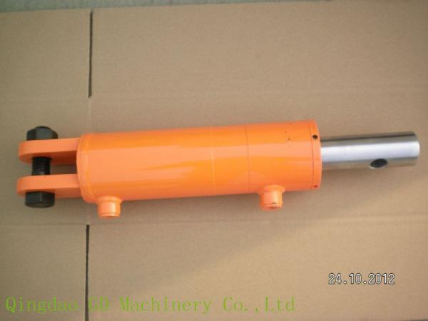 Buy Small welded hydraulic cylinder for forestry trailer at wholesale prices