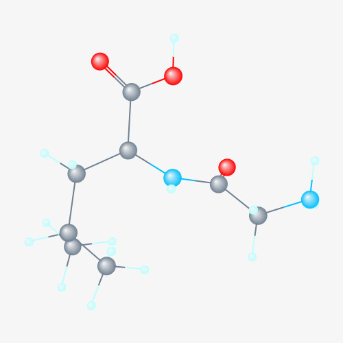 Buy Chemical C8H16N2O3 Glycyl-L-Leucine Dipeptide Powder CAS 869-19-2 at wholesale prices
