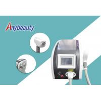 Quality 3.5ns 1000mj Professional Laser Tattoo Removal Machine 250w Power, 1064nm 532nm 1320nm for sale