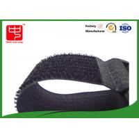Buy cheap 40mm Width one sided hook and loop strap , releasable cable ties Nylon / from wholesalers