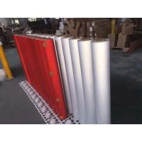 China Sign Engineer Grade Reflective Sheeting White / Red Color Screen Printing 1.22m X 45.7m on sale