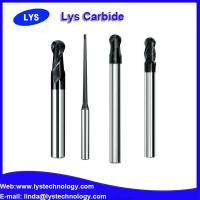 China Factory custom vrious tungsten carbide indexable end mills on sale