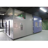 Buy cheap Walk-in Stability Chamber For Computer Telecommunication Systems Rapid Change from wholesalers