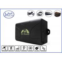 Quality Anti-theft GPS Asset Tracking System with Remote Voice Monitoring  , Stop Engine Function for sale