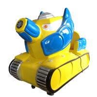 Buy cheap Electronic Car Children Coin Operated Games Mechanical Kiddie Rides from wholesalers