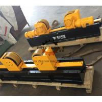 Adjustable Tank Turning Rolls Rotator For Cylinders / Tubes /  Vessels Welding