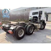 Quality Double Sleepers Prime Mover Truck , 10 Wheels Tractor Truck Euro2 336 HP Tractor Truck for sale