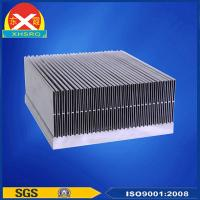 China Welding machinery soft starters  Heat Sink Made of Aluminum Alloy 6063 on sale