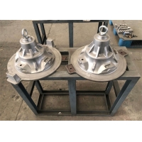 Quality Grey Iron Auto Housing 4mm Sand Casting Mould for sale