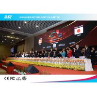 Buy cheap Slim 64 x 64 Pixels P3mm led video wall panels SMD 2121 black LEDs from wholesalers