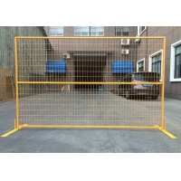 Buy cheap Iron ASTM Security Removable Temporary Fence Panels from wholesalers