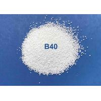 Quality High Efficiency Ceramic Bead Blasting B40 B20 Cleaning For Copper Pipes / Steel Pipes for sale