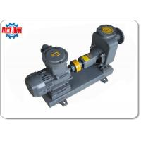 Buy cheap Non Clogging Self Priming Centrifugal Water Pump Self Suction ZW Series from wholesalers