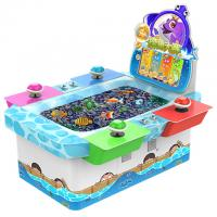 Buy cheap Arcade Coin Operated Fishing Game Machine Fishing Match Game Machine from wholesalers