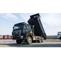 Quality HOHAN 30 - 40tons industrial Heavy Duty Tipper Dump Truck , Driving Axle HC16 AC16 for sale