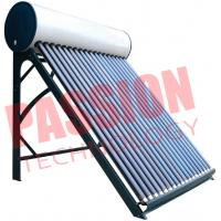 Quality High Efficient Non Pressurized Solar Water Heater Vacuum Tube Easy Installation for sale