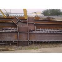 Quality Commercial Building Structural Steel Beams Weld Q235b / Q345b Heavy Type for sale
