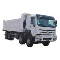 Quality 6x4 10 Wheels Shackman Heavy Duty Dump Truck For Mine Manual Transmission for sale