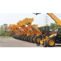 Quality CE Wheel Loader Loading 5T  and operating18.8T 3CBM Hydraulic  Bucket for sale