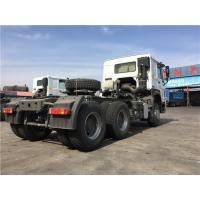 Quality Tractor Truck 6x4 371hp Front Mover Heavy Truck, China Heavy Duty Truck Chassis for sale