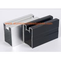 Quality Extruded Aluminum Extrusion Profiles Channel , Aluminum Profile Extrusions Thermal Break for sale