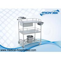 Quality Fully Stainless Steel Structure Treatment Trolley for sale